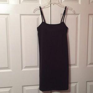 Athleta Women's Black Cami Bra Sundress Size S